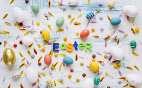 Wallpaper spring, decor, bright, holiday, Holiday, Easter