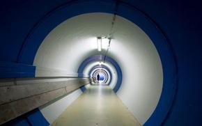 Picture Germany, Hockenheim, pedestrian tunnel