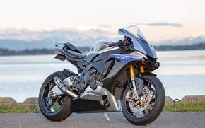 Picture design, style, motorcycle, Yamaha R1M