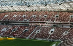 "Picture Sport, Football, Russia, Stadium, Tribune, Luzhniki, The Main Stadium, Stadium of the country, Stadium ""Luzhniki"""