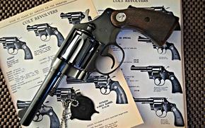 Wallpaper gun, PPS, weapons, 38 special, 1970