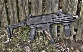 Wallpaper the gun, Czech Republic, EVO 3 S1, CZ Scorpion
