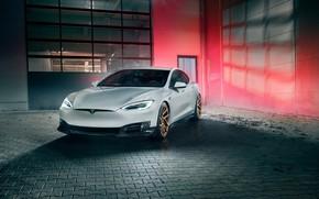 Picture Tesla, Model S, Novitec, 2017