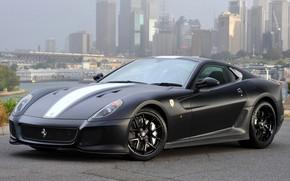 Picture City, Ferrari 599, Supercar, Gto