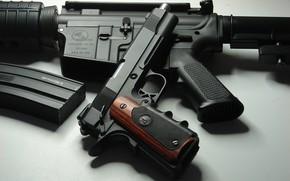 Wallpaper Handgun, Pistol, Guns, Military