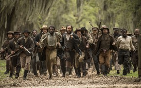 Picture cinema, gun, weapon, hat, man, movie, film, Matthew McConaughey, The Free State of Jones