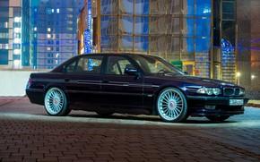 Picture BMW, Classic, Legend, Alpina, E38, Almaty, 740Li
