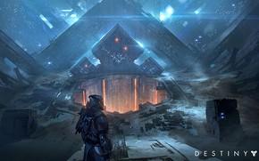 Picture construction, Destiny 2, concept work