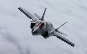 Picture USA, fighter-bomber, F-35A