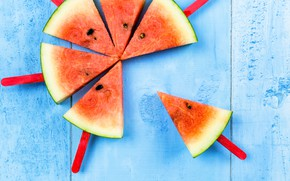 Picture Watermelon, mint, Watermelon, cloves seeds, slices seeds