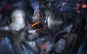 Picture look, destiny, anime, guy, Berserker