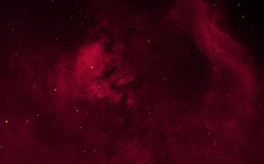 Picture space, Stars, NGC 7822, NGC 7762, CED 214
