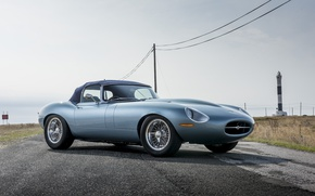 Picture machine, Jaguar, Eagle, sportcar, Spyder, british, E-TYPE