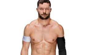 Picture look, pose, muscle, muscle, wrestler, WWE, abs, Finn Balor, Finn Balor, Fergal Devitt, Raw