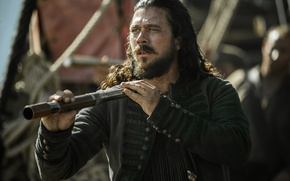 Picture John Silver, Black Sails, Black sails, Luke Arnold