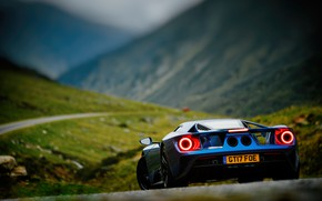 Picture Auto, Blue, Machine, Ford, Ford GT, Supercar, Speedhunters, Larry Chen, GT-17-FOE, GT 17 FOE, GT17FOE, …