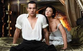 Picture the series, Jonathan Rhys Meyers, The Tudors, Natalie Dormer, The Tudors, Anne Boleyn, King Henry …