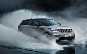 Wallpaper Velar, 2017, Range Rover, Land Rover