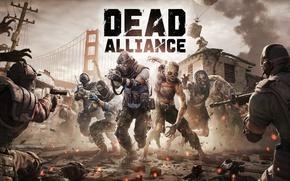 Picture zombie, gun, blood, pistol, game, undead, soldier, weapon, man, survivor, saw, fight, battle, rifle, apocalypse, …