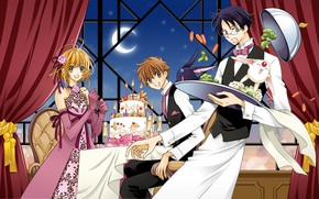 Picture anime, art, characters, xxxholic