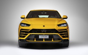 Wallpaper Light, Urus, Yellow, LED, Lamborghini, VAG, New