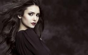 Picture actress, Nina Dobrev, celebrity