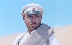 Picture Anatoly Kuznetsov, White sun of the desert, Sukhov, Fyodor Sukhov