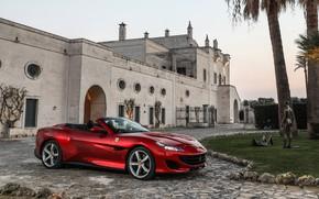 Picture Ferrari, 2018, Portofino
