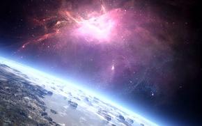 Picture Space, Planet, Orbit