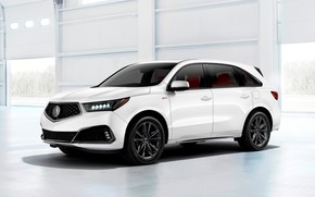 Picture Acura, MDX, 2019
