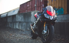 Picture design, style, background, motorcycle, Aprilia