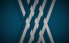 Picture line, texture, blue texture, crose line, Crose Line Texture