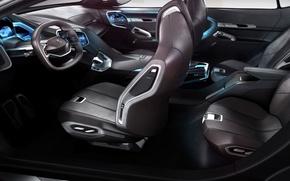 Picture the wheel, Peugeot, seat, salon, SXC