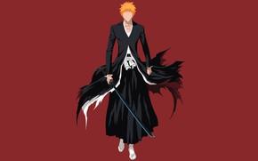 Picture sword, game, Bleach, anime, Ichigo, ken, blade, hero, manga, yuusha, quincy, vizard, arrancar, shihakusho, zanpakutō, …