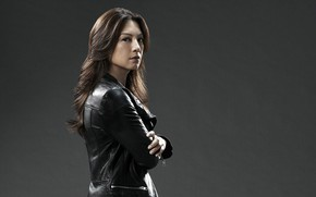 Picture woman, agent, chinese, tv series, Agents of SHIELD, Ming Na Wen