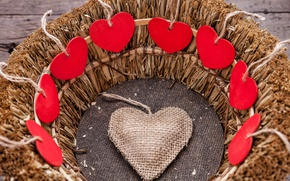 Picture love, romantic, hearts, valentine's day, gift, Valentines, serdechki