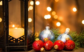 Picture decoration, balls, New Year, Christmas, happy, Christmas, New Year, Merry Christmas, Xmas, gift, decoration, holiday …