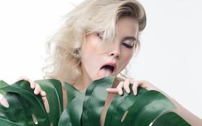 Picture language, makeup, Alexander Shulzhenko, Elena Alekseeva