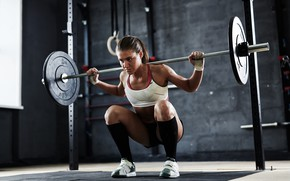 Picture fitness, workout, lifting weight