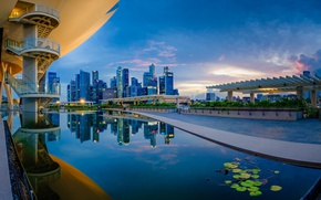 Picture Singapore, Singapore, Marina Bay Sands, Arts and Science Museum