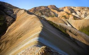 Picture landscape, mountains, nature, landscape, Iceland, Iceland