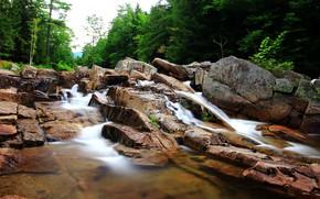Picture Stream, Stones, Nature, River, River, Flow