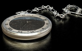 Wallpaper pocket watch, dial, chain, watch