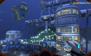 Picture station, camera, Subnautica Released Today