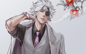 Picture anime, art, guy, Hot Chosokabe, Sengoku.Basara