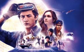 Wallpaper One, Car, Fantasy, DeLorean DMC-12, DreamWorks, DeLorean, Girls, Jet, Gamer, year, 2018, Back to the ...