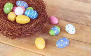 Picture holiday, eggs, Easter, Socket