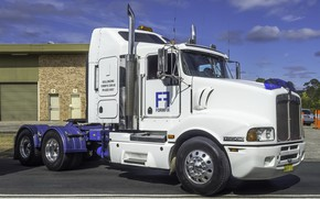 Picture Kenworth, Wollongong, T404, Formfix