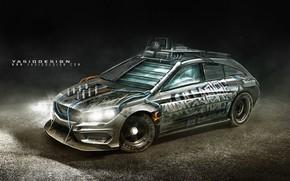 Picture car, auto, tuning, car, auto, tuning, Mercedes - Benz, Yasid Design, Yasid Oozeear