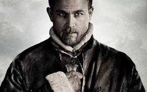 Wallpaper cinema, sword, man, movie, ken, blade, castle, film, king, Charlie Hunnam, King Arthur: Legend Of ...